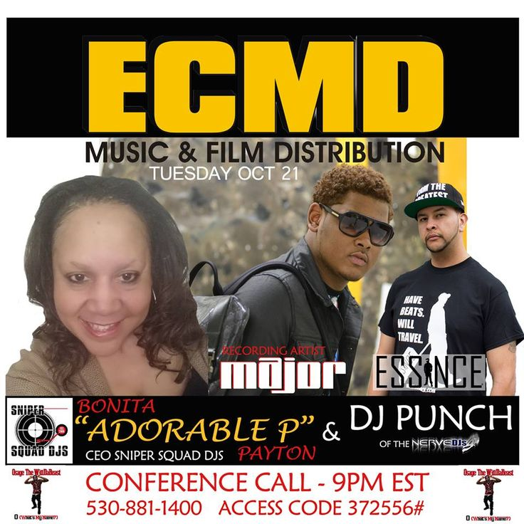 Ecmd conference call tonight tuesday october 21 2014