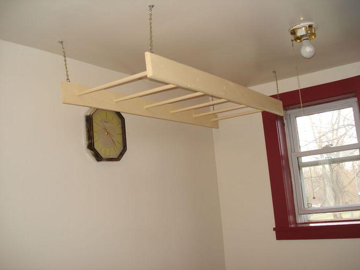 best 25 hanging clothes racks ideas on pinterest hanging clothes wood clothing rack and diy. Black Bedroom Furniture Sets. Home Design Ideas