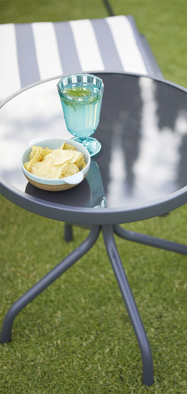 This Small Outdoor Side Table Is Part Of Our Crofton 11