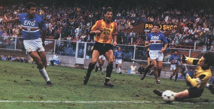 Cerezo   Sampdoria