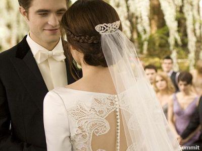 Die Brautfrisur von Bella Swan aus Twilight zum Nachstylen – Heiraten wie im Film