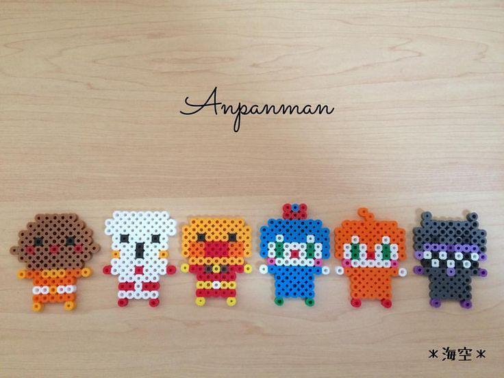 いいね!252件、コメント28件 ― *海空*さん(@kaisora0_0)のInstagramアカウント: 「#プレゼント カレーパンマン、しょくぱんまん、アンパンマン、コキンちゃん、ドキンちゃん、ばいきんまん作りました♡ 裏にマグネットを付けて、友だちの娘ちゃん2歳にプレゼント◡̈…」