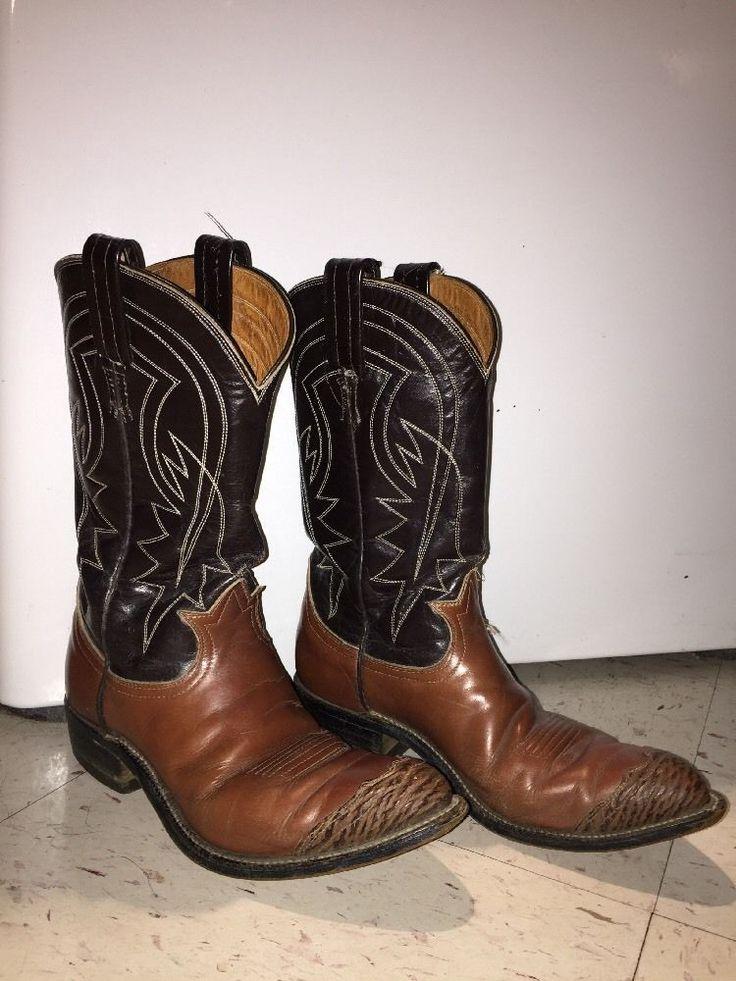 Tony Lama Kids Western Boots Leather 05675  | eBay