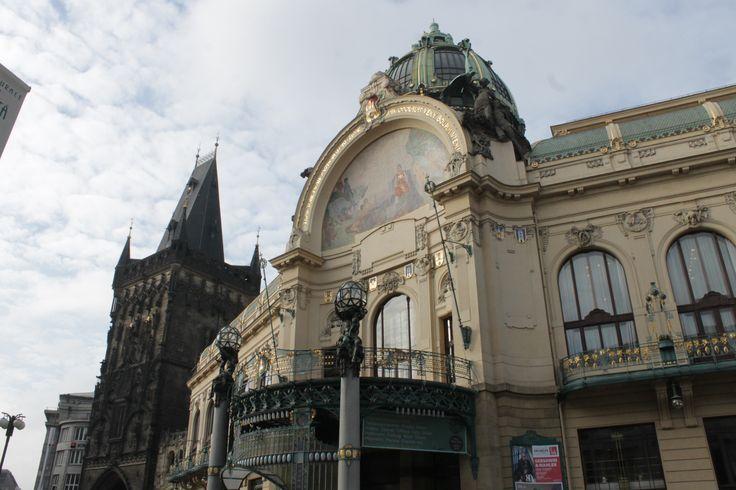 プラハ市民会館