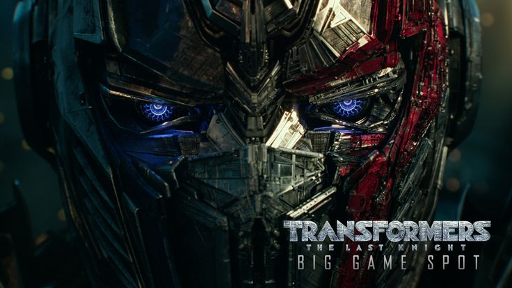 """TRANSFORMERS: THE LAST KNIGHT starring Mark Wahlberg & Anthony Hopkins 