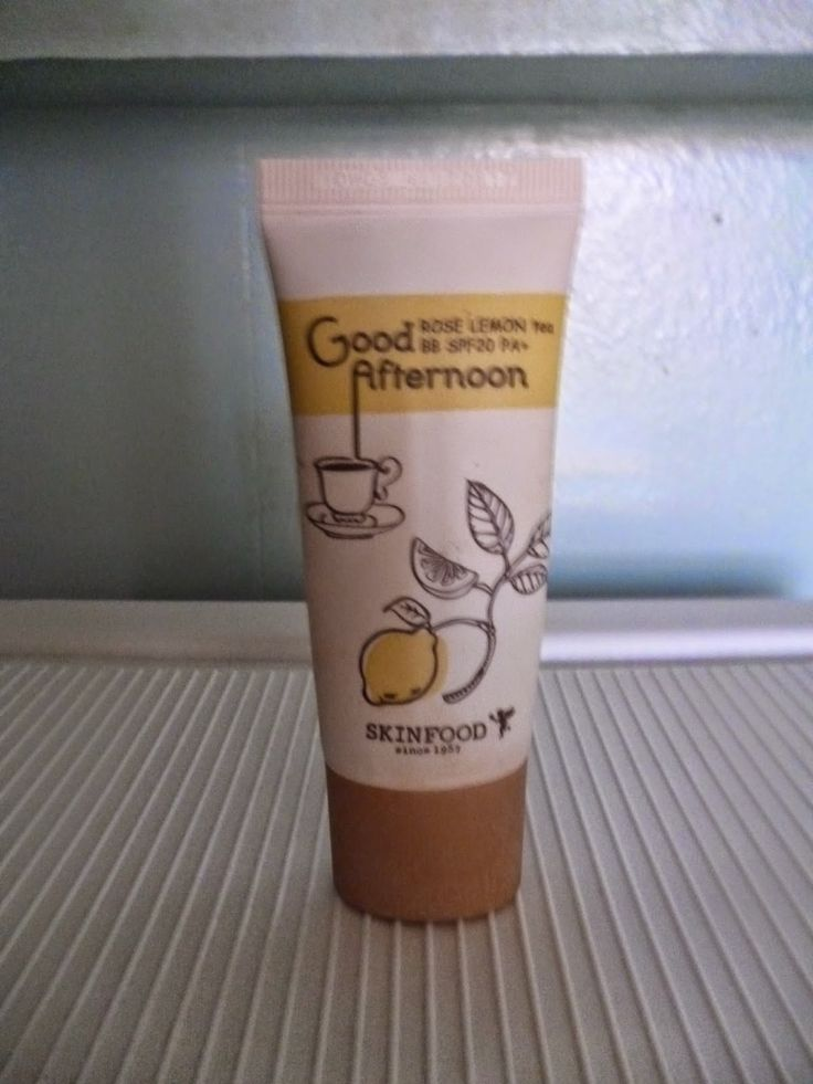 Rose Lemon Tea BB Cream de Skinfood BB cream piel grasa