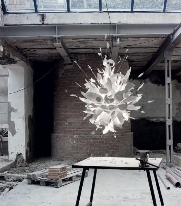 Lighting design from Ingo Maurer