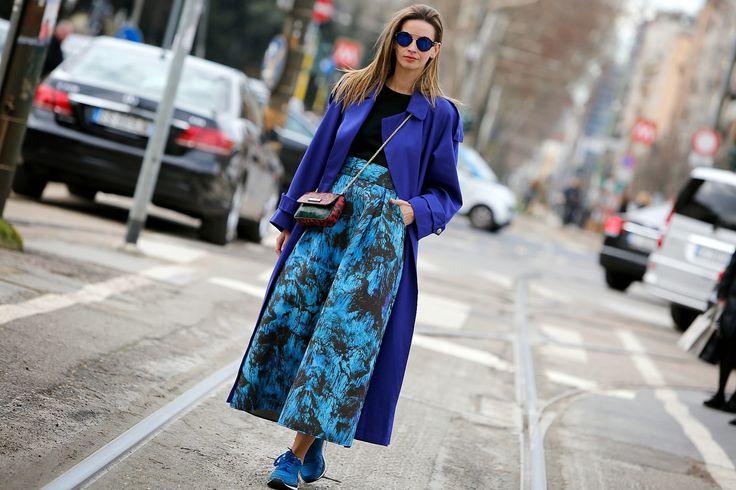 #ClaraRacz #FashionWeek #StreetStyle #FW15 #SilvianHeach #Style #Fashion