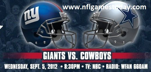 The New York Giants vs Dallas Cowboys live stream is a must watch game that will offer many fans a bigger platform to learn, experience