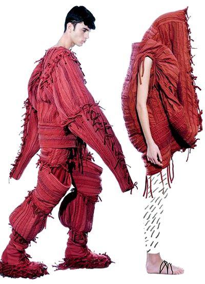 Bodies to clothe: Olah Gyarfas