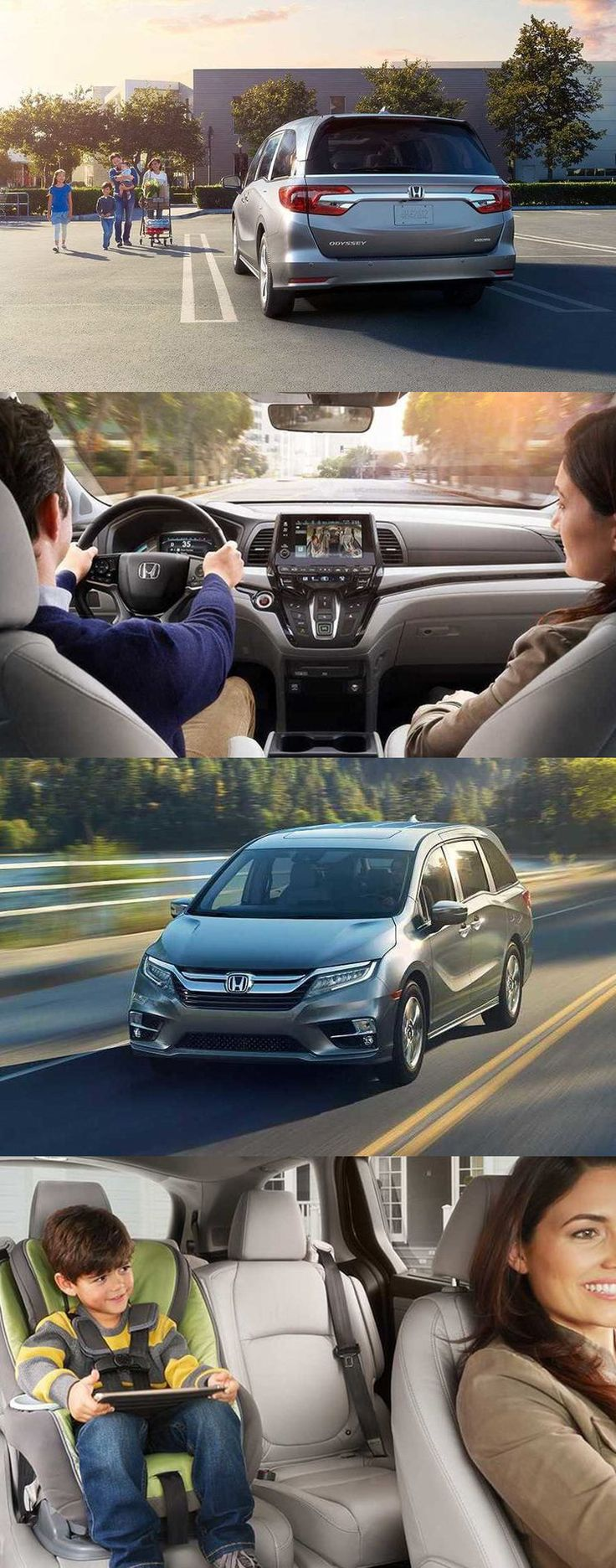 2018 HONDA ODYSSEY PREVIEW http://autopartstore.pro