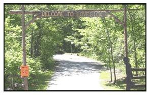 LOVESICK LAKE PARK: Kawartha Ontario Trailer Park Camping Cottages Resort - Lovesick Lake Park