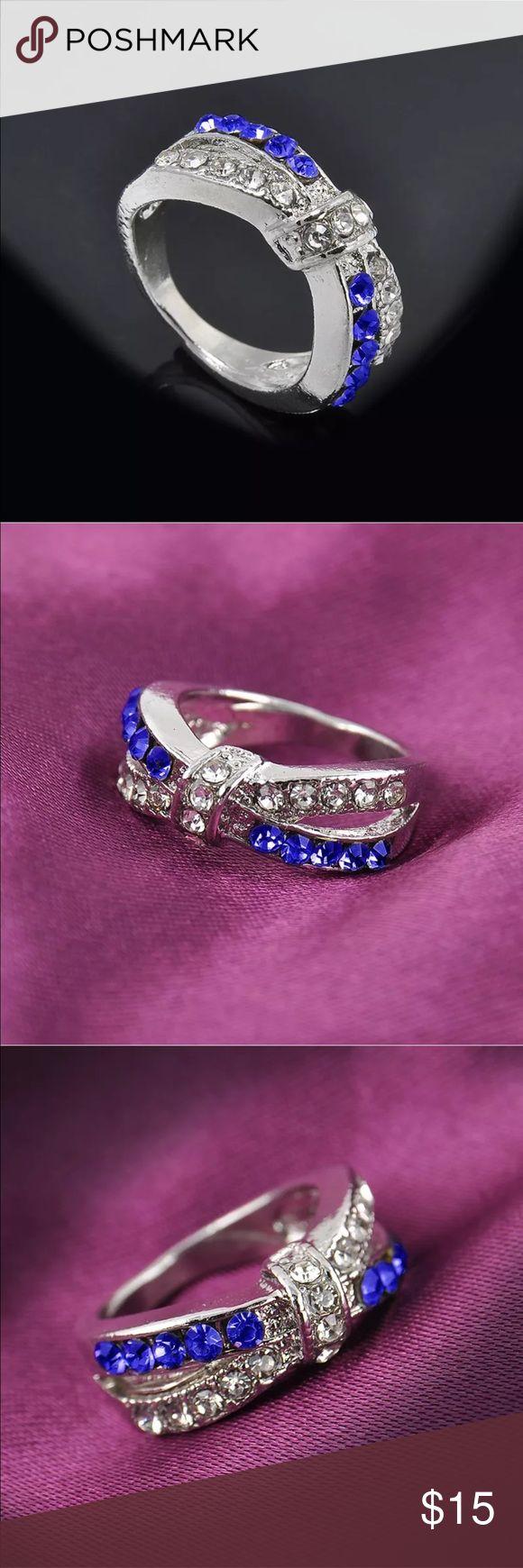 18kt gold bracelet w / sapphires & Diamond accent NWT | Sapphire ...