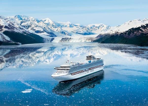 Go on a cruise :)