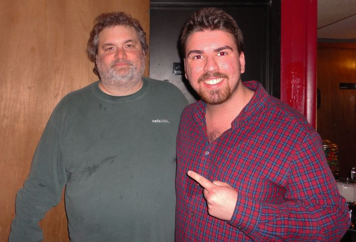 This Magic Moment of 2014 was submitted by Andrew Suydam and features Artie Lange from U.S.A..