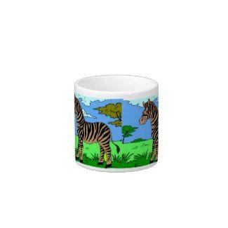 Mug Image Zebra