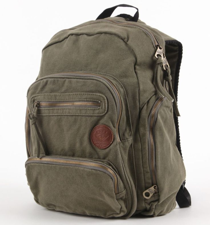 Move Over Canvas Backpack                                                                                                                                                     More