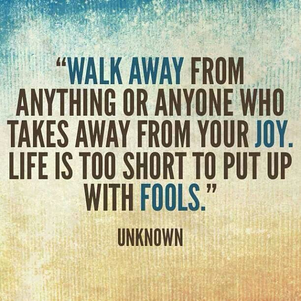 Life Is Too Short Quotes And Sayings: 1000+ Fool Quotes On Pinterest