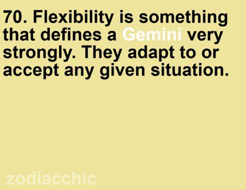 Adaptable.