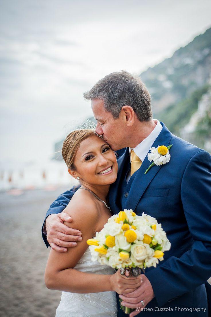 Matrimonio a Positano - Costiera Amalfitana - Thea e Robin - 23 Maggio 2014