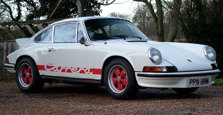1973 Porsche 2.7 Carrera RS Touring - M472 RHD    Chassis #911 360 1240: 2 7 Carrera, Chassis 911, Personalized Favorite, 360 1240, 1973 Porsche, M472 Rhd, 911 360, Rhd Chassis, Porsche Carrera