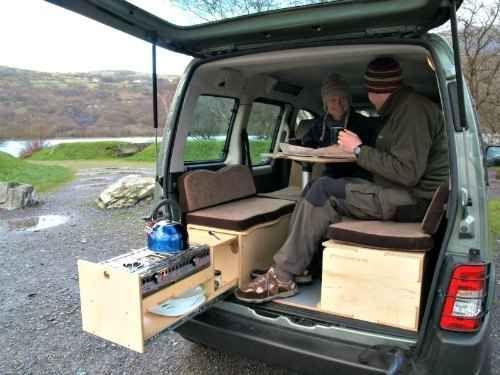 Amdro Alternative Camper from the UK.