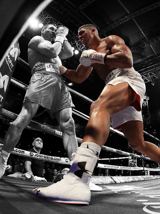 The Real Life Diet Of Anthony Joshua Boxing S Unified Heavyweight Champion Anthony Joshua Fighting Poses Joshua Fight
