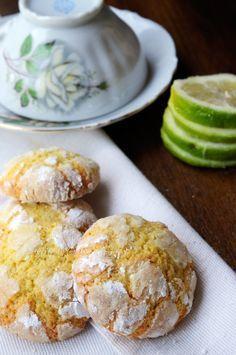 Biscotti morbidi al limone facili e veloci vickyart arte in cucina