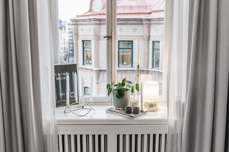 Sovrumsfönster, fönster, inredning,
