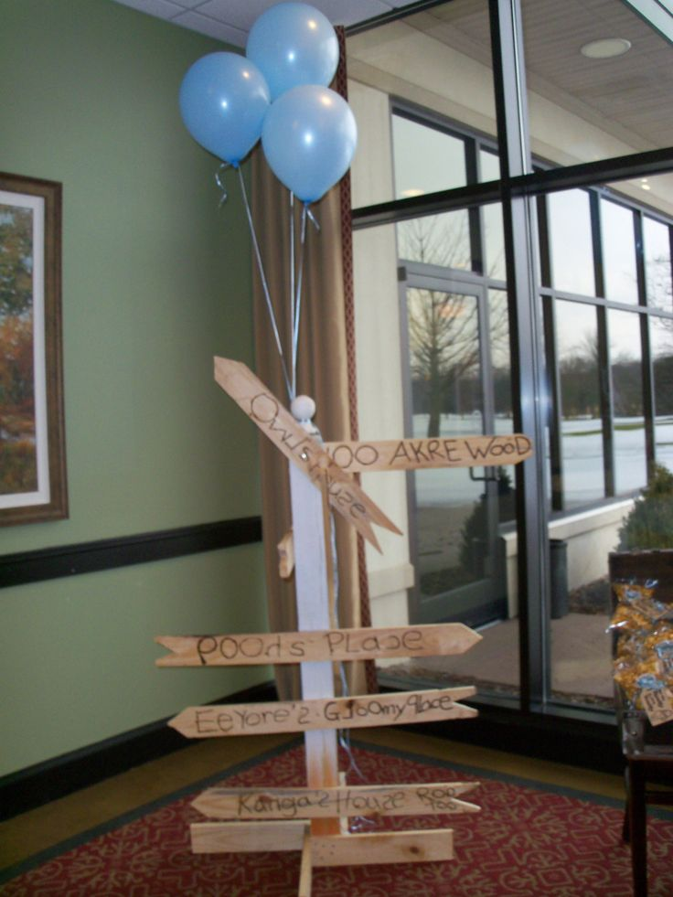 78 Images About Winnie The Pooh Baby Shower On Pinterest