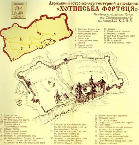 "State Historical-Architectural Reserve ""Khotyn fortress"" #amazingukraine #amazing #ukraine #fortress #castle #architecture #khotyn"