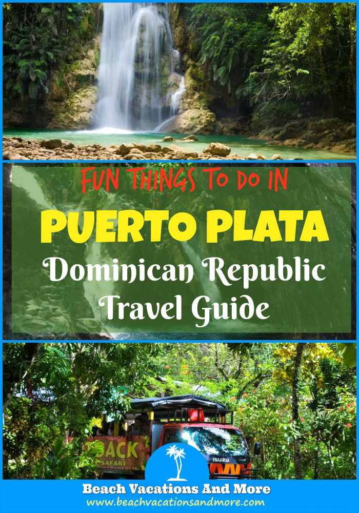 Top things to do in Puerto Plata, Dominican Republic - excursions and attactions - cruises, swimming with dolphins, Off-Road Tours, whale watching and other activities
