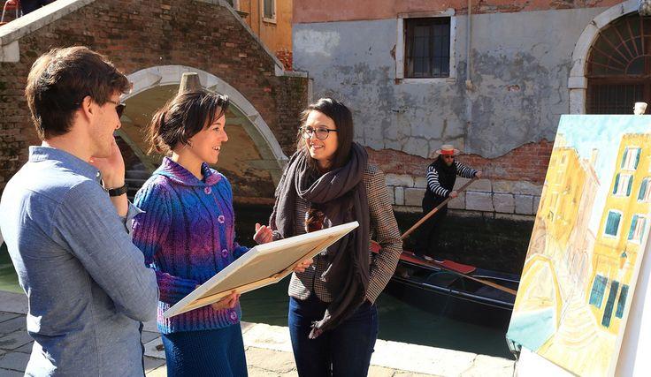 https://flic.kr/p/EjSw3P   Art classes in Venice   www.drawing-lessons.sognare-venezia.net