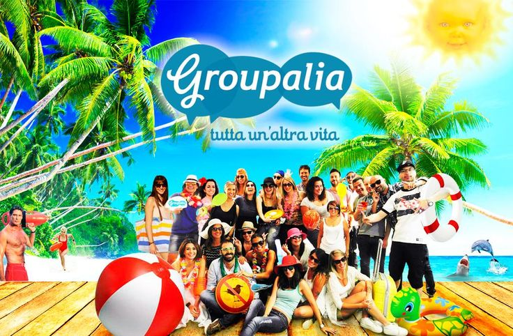 #EstateGroupalia2015 Ogni momento è l'occasione giusta per divertirsi! Buona #Estate a tutti!