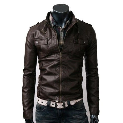 1000  ideas about Cheap Leather Jackets on Pinterest | Mens winter