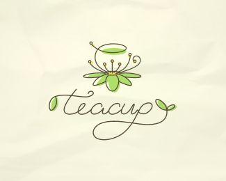 teacup logo - logo design - logopond.com