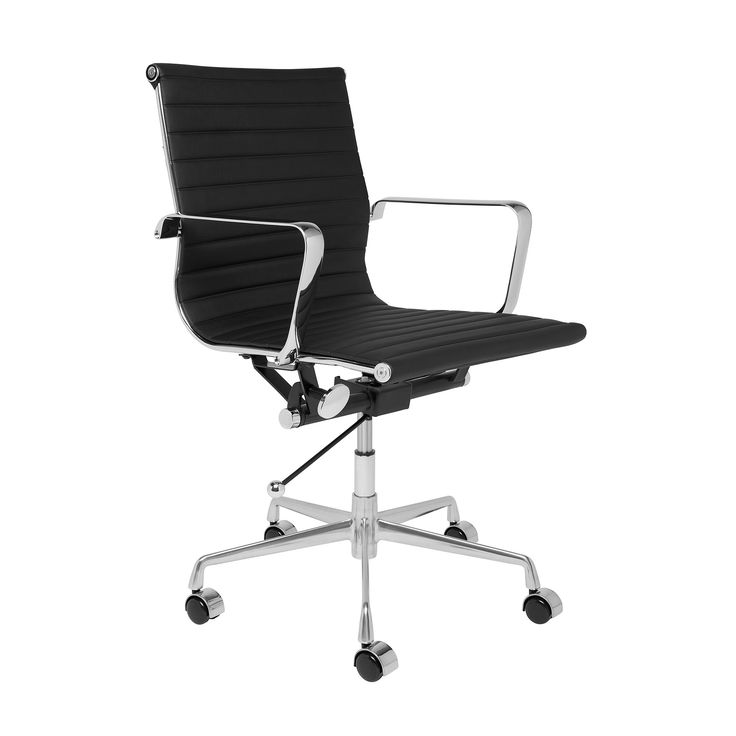 The SOHO series management chair is the #1 choice for your Eames style office…