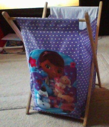 Amazon.com: Disney Doc McStuffins Pop-up Hamper: Toys  Games