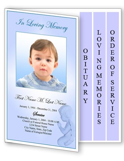10 best Funeral Programs images on Pinterest Funeral ideas - funeral bulletin template free