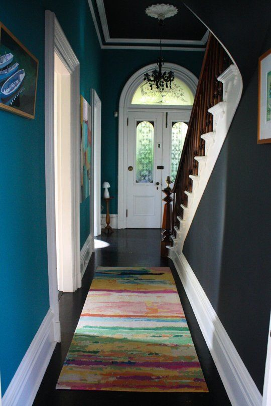 Suna's Dramatically Colored Santa Cruz Dream Home — House Call