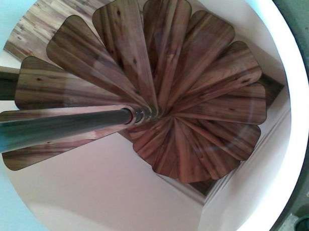 Schody kręcone (spiralne)w panelach Trzcianka - image 2