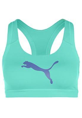 bestil Puma POWERSHAPE FOREVER - Sports-bh'er - mint leaf til kr 249,00 (28-05-16). Køb hos Zalando og få gratis levering.