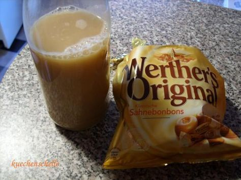 Rezept: Likör: Werthers-Sahne-Likör Bild Nr. 2