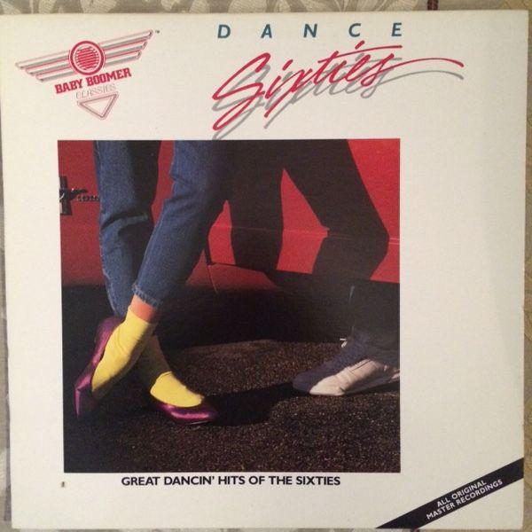 Various - Dance Sixties (Vinyl, LP) at Discogs  1986/compilation