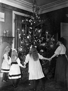 Swedish Christmas celebrations have long included a decorated tree, today one of the most obvious symbols of a traditional Christmas.