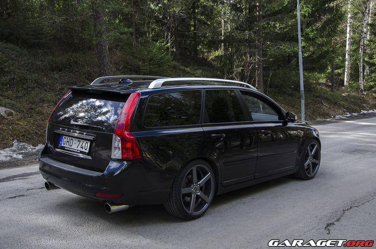 Volvo V50 T5 Summum (2008)