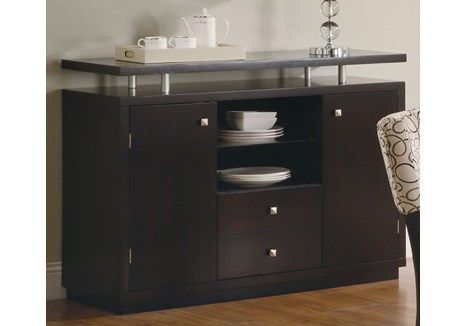 1000 images about dining table and buffets on pinterest large sideboard small rooms and - Small dining room servers ...