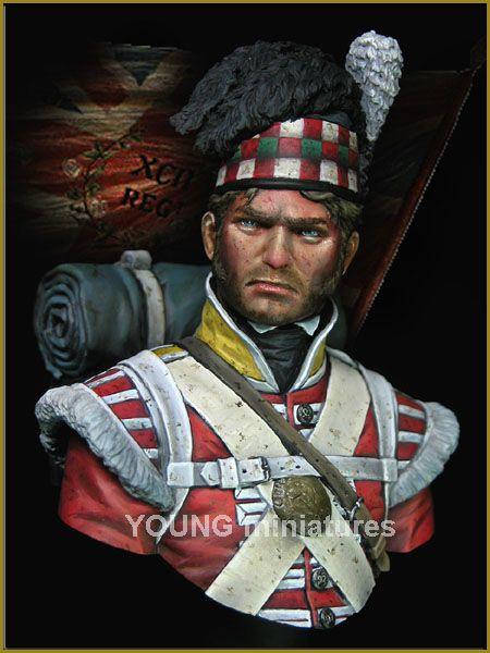 Skotte (?) fra Napoleonskrigene