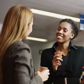 Networking Conversation Starters - Actually some great tips (especially for someone shy like me)