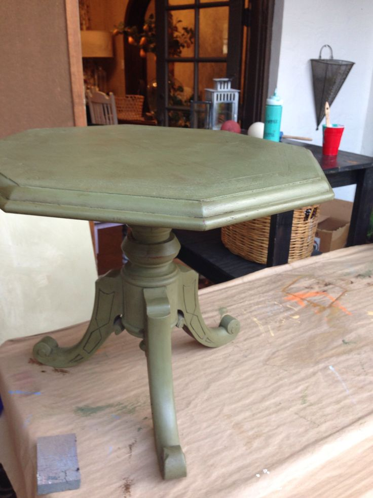 17 best images about annie sloan olive on pinterest for Annie sloan chalk paint ideas